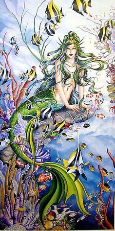 Lorelei the Mermaid