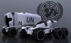 Designer cria conceito de transporte que facilita auxílio a vítimas de desastres