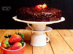 7gramas de ternura: Devil´s Food Cake de Chocolate e Ferrero Rocher