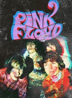 Pink Floyd Poster – Cover – Psychedelic Photograph / Art / Poster Art / Band / M… – Rock Music Bedroom Wall Collage, Photo Wall Collage, Picture Wall, Psychedelic Art, Psychedelic Rock Bands, Pink Floyd Poster, Pink Floyd Art, Pink Floyd Lyrics, Pink Floyd Concert