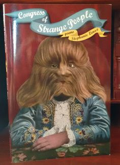 Reviews with TLC: Congress of Strange People by Stephanie Lenox