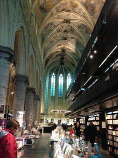 Boghandel i Maastricht