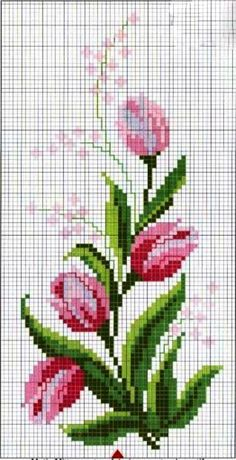 Ideas embroidery patterns free letters cross stitch for 2020 Cross Stitch Bookmarks, Cross Stitch Cards, Cross Stitch Rose, Cross Stitch Borders, Modern Cross Stitch Patterns, Cross Stitch Flowers, Cross Stitch Designs, Cross Stitching, Cross Stitch Embroidery