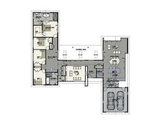 Free House Plans to Download - Urban Homes