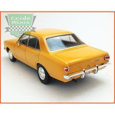Chevrolet Opala 2500 1969 - Caixa de acrílico - escala 1/43