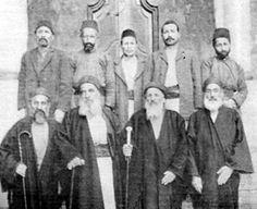 Rabbi Jacob Saul Dwek, Rabbi Reuven Ancona and officials of the great synagogue…