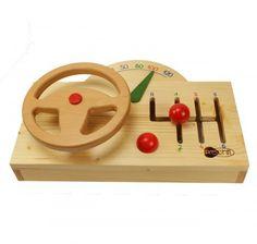 Spielzeug Lenkrad #woodentoys