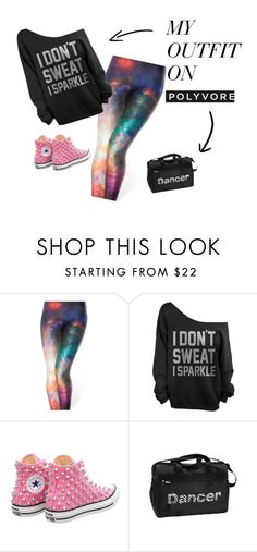 """Lyric's Outfit Chapter 7"" by lyric-denali ❤ liked on Polyvore featuring Converse, Danshuz, women's clothing, women, female, woman, misses and juniors"