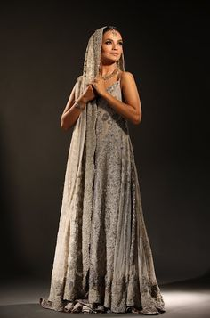 Sana Safinaz Bridal Dress