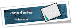 jogging d'écriture! Jogging, France, Writing Activities, Social Security, School, Comme, Cards, Reading