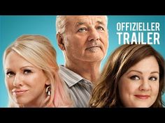 Erster Trailer zur Coming of Age Komödie mit Bill Murray, Melissa McCarthy, Naomi Watts und Chris O'Dowd. #StVincent