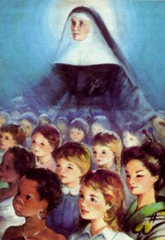 St. Jeanne de Lestonnac, Roman Catholic Nun and founder of religious order The Company of Mary. Feast May 15