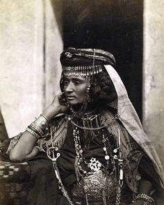 Algerije foto 1900