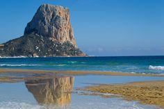 Natural Park of Penyal d'Ifac — Valencia, Spain