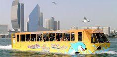 Things To Do in Dubai – Wonderbus. Hg2Dubai.com.