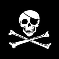 We're flying the Jolly Roger to celebrate Talk Like a Pirate Day. Get yours at the shop or online today!