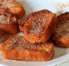 Brazilian Christmas french toast
