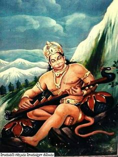 MANOJAVAM MAARUTATULYAVEGAM  JITENDRIYAM BUDDHIMATAAM VARISTHAM, VAATAATMAJAM VAANARAYOOTHMUKHYAM SRIRAMDOOTAM SARANAM PRAPADHYE.        Meaning of Hanuman Mantra:  I surrender to Hanuman, the messenger of Lord Rama,  whose speed is as swift as the mind and as swift as the wind. Who has controlled his sense organs and is the most intellegent  among the intelligent ones; who is the son of vayu and the chief  of the monket tribe.