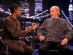George Carlin funny - George Carlin - Chris Rock Show - http://lovestandup.com/george-carlin/george-carlin-funny-george-carlin-chris-rock-show/