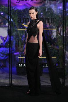 Scarlet Bindi - South Asian Fashion and Travel Blog by Neha Oberoi: AMAZON INDIA FASHION WEEK AUTUMN/WINTER 2016: DAY 1 - HEMANT & NANDITA, GAURAV GUPTA, SHANTANU & NIKHIL