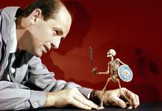 """The midcentury master of stop-motion animation, Ray Harryhausen, died at the age of 92 in 2013. Among his most noteworthy movies were The 7th Voyage of Sinbad, Jason and the Argonauts, and the original version of Clash of the Titans.  On October 17th """"a selection of his personal collection of career memorabilia"""" will be put up for sale at John Nicholson's Fine Art Auctioneers and Valuers in Surrey, England.  If you're bank account isn't completely depleted, you might consider some of thes..."""