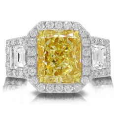Allurez – Femmes – Rings – Or 2 couleurs 750/1000 (18 carats) 9.3 gr | Your #1 Source for Jewelry and Accessories