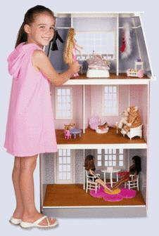 Barbie Doll Houses