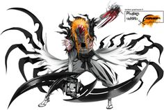 Bleach Wallpaper Ichigo Full Hollow