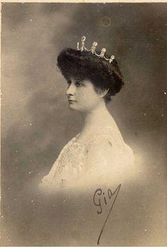 Blog Monarquia Já: 135 anos do nascimento de S.A.I.R. a Princesa D. Maria Pia de Orleans e Bragança.