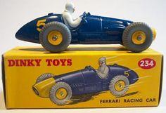 Ferrari Racing Car #234 - Dinky Toys (195x) #thinkigotit #nobox