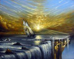 * George Grie - - - Waterfall