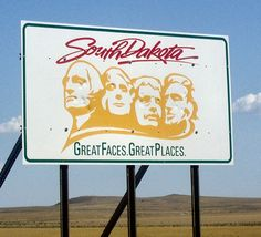 The black hills, mount rushmore, wall drug, the corn palace, etc. Yay!!! Had a wonderful trip here,  started on 9-6-2013. So much fun & such an absolutely beautiful part of the country. Must see!!! ~Cindy McMullen~