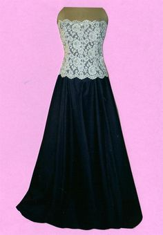 white and indigo denin dresses | ... , Special Occasion, Western Wedding, Denim and Laces Wedding Gowns