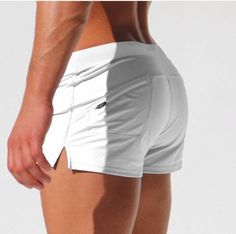 Are short shorts of the 1970's coming back???
