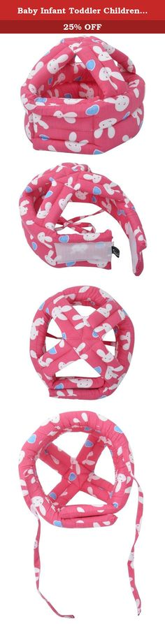 Baby Infant Toddler Children No Bumps Safety Helmet Head Cushion, Red Rabbit. Designed to cushion everyday bumps & bruises while your toddler learns to walk Protect your child's head from bumps and bruises while learning to sit, crawl, walk, and for children with special needs Lightweight & breathable Washable, to.