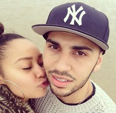 Lordan selfie today at the beach. I'm so jealous