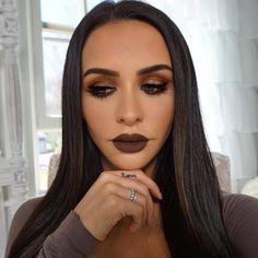 The Beauty Bybel Carli Bybel The Fashion Bybel Makeup On Fleek, Kiss Makeup, Glam Makeup, Beauty Makeup, Hair Makeup, Hair Beauty, Sexy Makeup, Bold Makeup Looks, Makeup For Brown Eyes