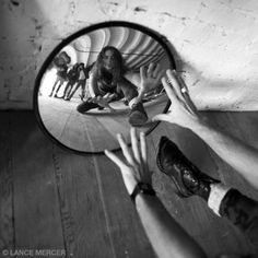 Pearl Jam...THE Rear view Mirror shot - Lance Mercer This would be awesome for engagement photo