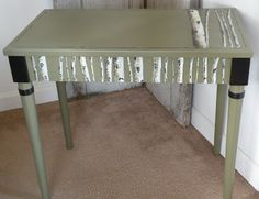 """Aspen Upcycled Storage Bench"" http://saundralanegalloway.blogspot.com/2013/11/aspen-storage-bench-original-upcycled.html"