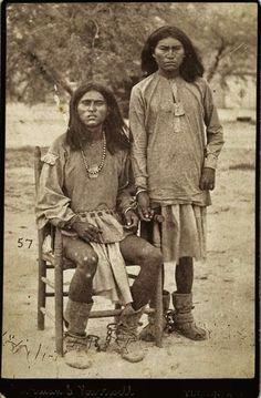 Apache prisoners -1880