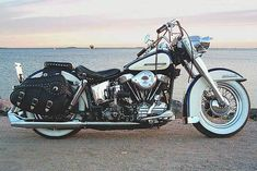 sick colours for a heritage softail - Google Search