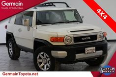 Cars for Sale: Used 2014 Toyota FJ Cruiser 4WD for sale in Columbus, OH 43232: Sport Utility Details - 473042339 - Autotrader