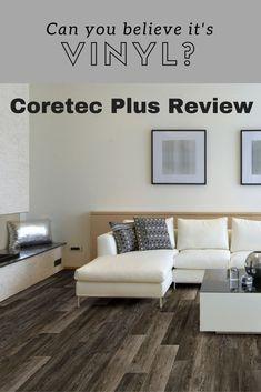 Review coretec plus luxury vinyl planks waterproof for Lvp vs evp flooring