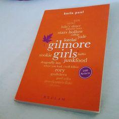 Ich hab nun das Buch von @buchkolumne über die Gilmore Girls gelesen. Ich denk ich schreib da noch was drüber. #gilmoregirls #buchblogger #Bookstagram #elternblog #familienblog