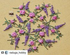 @raduga_hobby #ricamo #broderie #embroidery #bordado #needlework #handembroidery #rococo