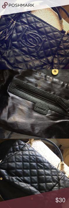 Bebe handbag Black Bebe handbag with tassels bebe Bags Totes