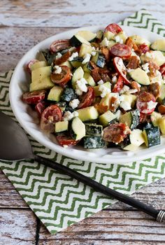 SALADS - STARTERS on Pinterest | Greek Salad, Vinaigrette and Summer ...