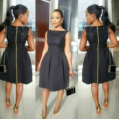 African fashion is available in a wide range of style and design. Whether it is men African fashion or women African fashion, you will notice. African Print Dresses, African Fashion Dresses, African Dress, African Style, Mode Outfits, Dress Outfits, Fashion Outfits, Woman Outfits, Office Outfits