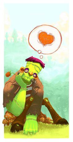 Galería de ilustraciones graciosas creadas por el artista Arthur Mask originario de Brasil