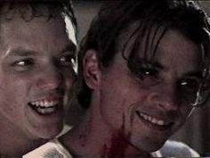 Billy Loomis & Stu Macher (from Scream, 1996). Portrayed by Skeet Ulrich & Matthew Lillard